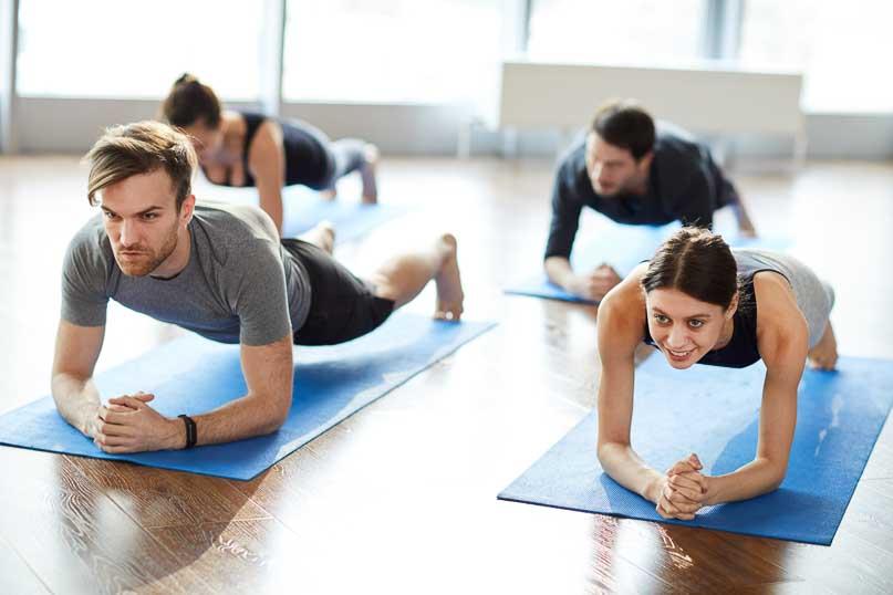 ᐅ Gimnasia Terapéutica | Clases dirigidas Pilates | FISIO BATALLE ...